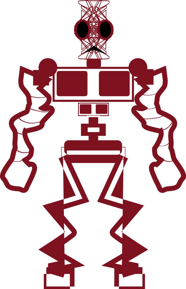Lanky Robot