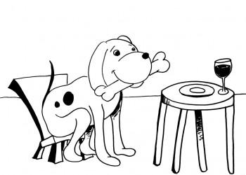 Dog and Bone Dinner