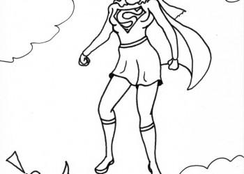 Supergirl's Admirer